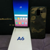 Samsung A6 2018 3/32 Black