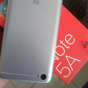 Xiomi Note 5A Ram 2/16gb Mulus Lengkap