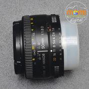 Second NIKON AF 50mm/1.8 D (Code #5806)