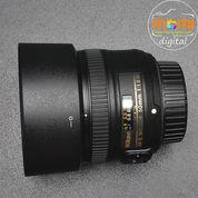 Second NIKON AF-S 50mm/1.8 G (Code #1750)