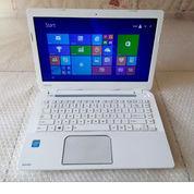 Laptop Toshiba L40-A ( Intel Celeron 1037U ) RAM 2GB+HDD 500GB