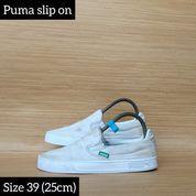 Puma Slip On Size 39