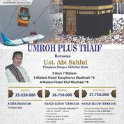 Terbukti 99%, Umroh Plus Thaif Kalideres Jakarta