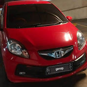 Honda Brio E 1.2 CVt 2014 Angs 1.9 Jt Bawa Mbl