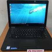 Laptop DELL Latitude E7270 Core I7 GEN 6 RAM 8 SSD 512 BlackLight TouchScreen