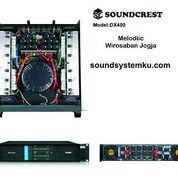 Power Ampli Soundcrest DX