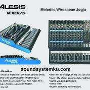 Mixer Alesis 12 Channel