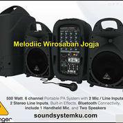 Speaker Portable Meeting Behringer PPA