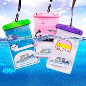 Sarung Waterproof Handphone Motif Kartun