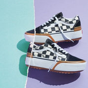 Vans Oldskool Stacked Checker