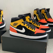 Air Jordan 1 Mid Raygun US 9