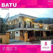 Villa Hotel 14 Kamar Luas 915 Di Songgoriti Kota Batu Malang _ 033.20