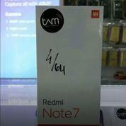 Xiaomi Redmi Note 7 4/64 New Resmi Garansi