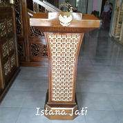 Podium.Ceramah Garuda 7902