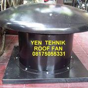 axial roof fan CBF
