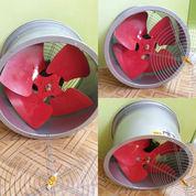 drum fan low noise 24 inch