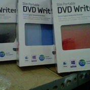 DVD external Samsung