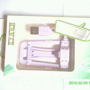 USB Stand Kabel Charger Iphone, Android, Smartphone.
