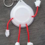 Gantungan kunci Pin Boneka - Pin boneka