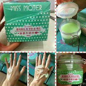 MISS MOTER MATCHA MILK HAND WAX 200 GRAM