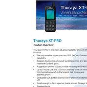 Hp Telepon Satelit Thuraya XT-Pro,HandSet Handal Untuk Komunikasi.