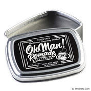 Oh Man Wax Based Pomade