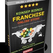 Konsep Bisnis Franchise Online Store DVD