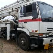 concrete pump mobille dan portable Indonesia