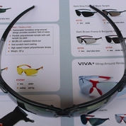 Kacamata red mirror King'S ky 717,king Safety Eyewear ky717,