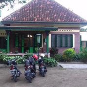 Rumah Antik Jawa Yogyakarta dalam Benteng