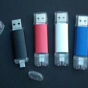 Flashdisk OTG Transparan USB OTGMT01