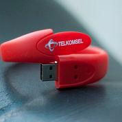 Flashdisk Gelang Elips USB Gelang Elips fdbr02
