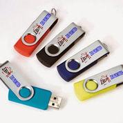 USB Flashdisk Promosi Swivel / putar
