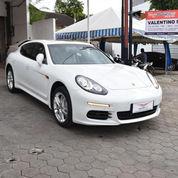 Porsche Panamera S 3.0 White 2015
