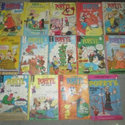 Komik Vintage Popeye The Sailor Terbitan PELITA dan KING