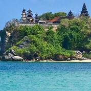 Villa Super Mewah Bali Full Furnish Sangat Privasi View Langsung Laut Lepas
