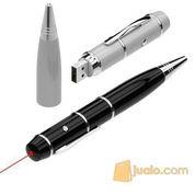Pen USB Flashdisk 8GB + Laser Pointer