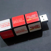 Flashdisk Rubik FDSPC25