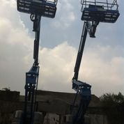 Articulating Boom Lift Z60 For Rent Working Height 20 Meter