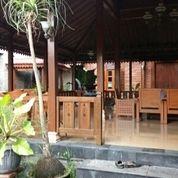 Rumah Joglo Nuansa Kayu Antik di Yogyakarta Kota