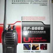 Handy Talky Baofeng BF-666s Single Band (hanya UHF)