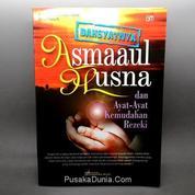 Buku Asmaul Husna Dahsyatnya