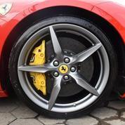 Ferrari F488 GTB Red 2016