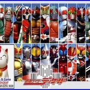 Kaset Film Kamen Rider