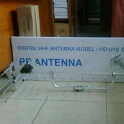 Paket Lengkap Antena TV Digital & Pasang Sejabodetabek