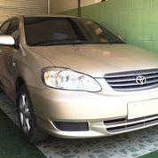 Toyota Corolla Altis Istimewa 1.8i VVTi, manual, tahun 2002 - Nama Pribadi