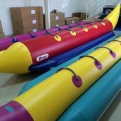 Banana Boat ZEBEC Korea kapasitas 5 person