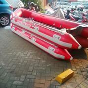Perahu Karet 420 Armada merk ZEBEC
