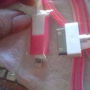 kabel cas iphone 4/ 5 murah