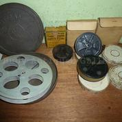 Vintage Eastman Safety Film EKC dan 3 Kodak Film 16 mm